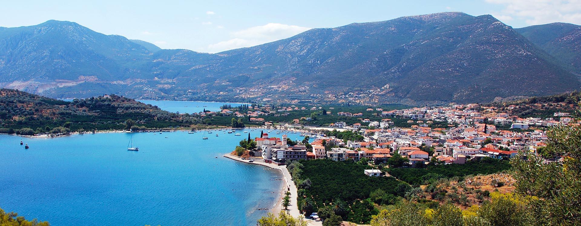About Epidavros - Christina Hotel